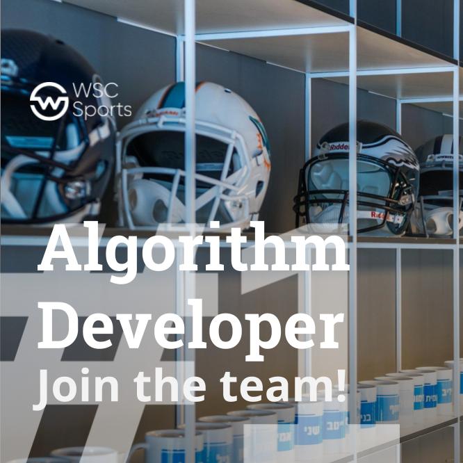 Algorithm Developer